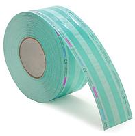 Рулон со складкой для стерилизации Sogeva 150 мм х 50 мм х 100 м
