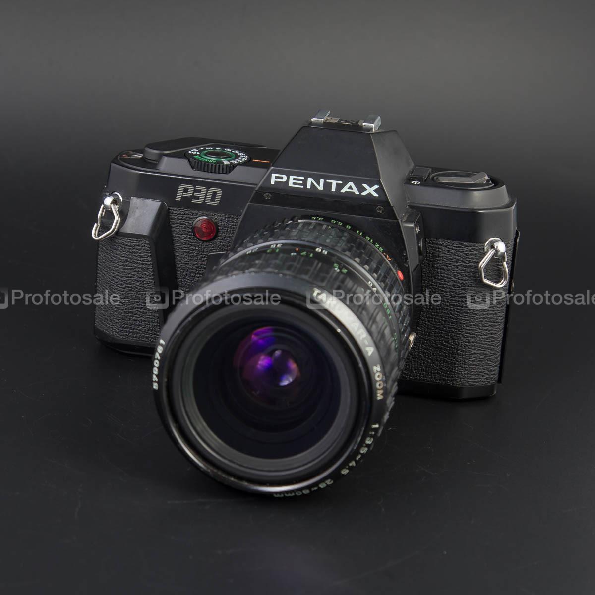Pentax P30 + Takumar - A 28 - 80mm f/3.5 - 4.5