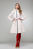 Демисезонная женская куртка ORIGA Аврора 42-46 Светло-персиковый (02Avrora)
