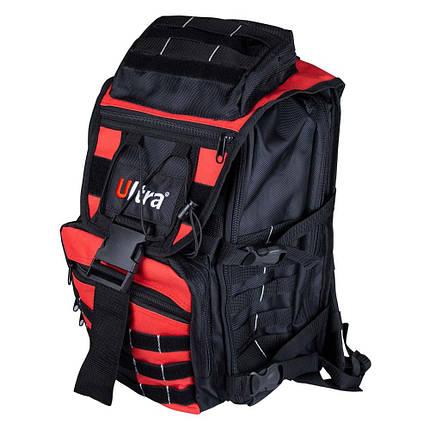 Рюкзак для инструмента 10 карманов 500×295×190мм 28л ULTRA (7411842), фото 2