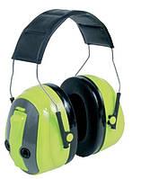 Наушники MT155H530-489-GB Optime Push To Listen Hi-Viz