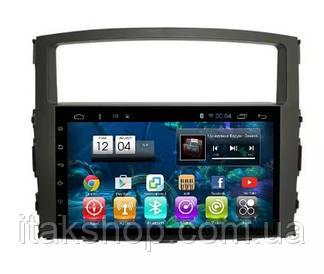 Штатная магнитола Mitsubishi Pajero V97 V93 2Gb / 32Gb Android 8.0