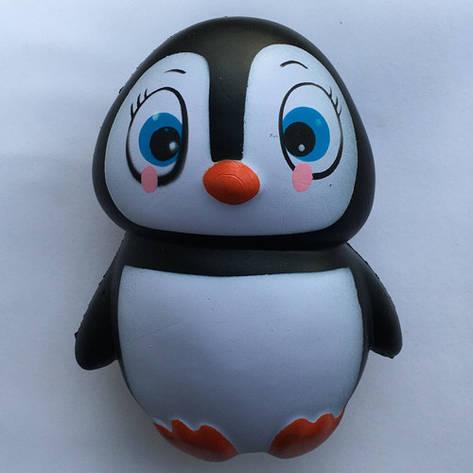 """Игрушка антистресс сквиши """"Пингвин"""" большой, фото 2"""