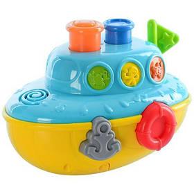 Игрушка для купания Корабль Win fun (7106 NL)