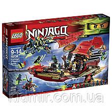 Lego Ninjago 70738 Лего Ниндзяго Конструктор Корабль Дар Судьбы. Решающая битва