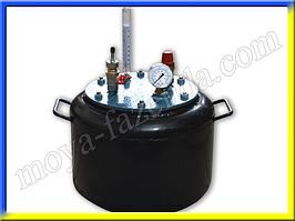 Автоклав для консервирования газовый 7 л.б.