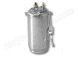 Автоклав с электрическим нагревом (32 полулитровые банки)