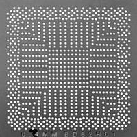 Трафарет BGA Intel BD82H61 SLJ4B, BD82B75 SLJ85, BD82Z68 SLJ4F, BD82Z77 SLJ7C 0.35mm