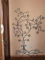 Настенный кованый декор, фото 1