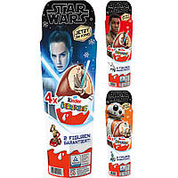Kinder Uberraschung Star Wars 4x
