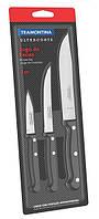 Набор ножей Tramontina Ultracorte 3 предмета