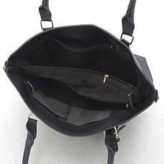 Женская сумка 9452 черная, фото 3
