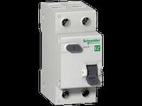 Дифференциальные автоматические выключатели 10 А тип АС 30 мА