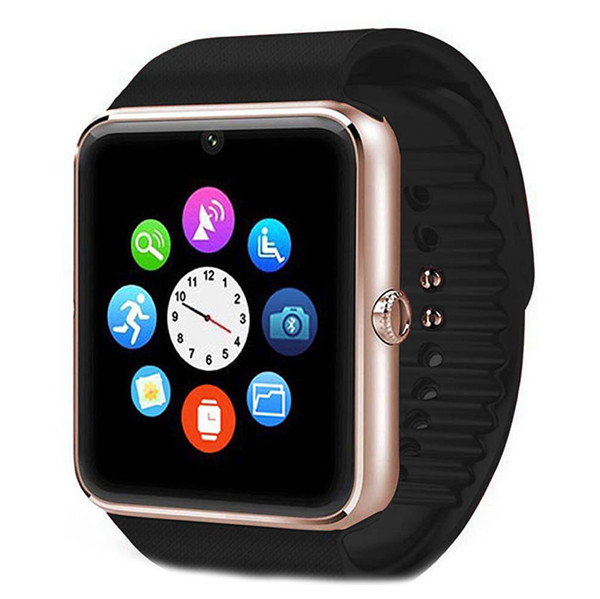UWatch Умные часы Smart GT08 Gold