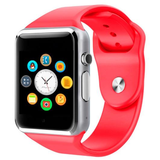 UWatch Умные часы Smart A1 Turbo Red