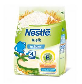 Каша безмолочная Nestle рисовая, 4+, 160г