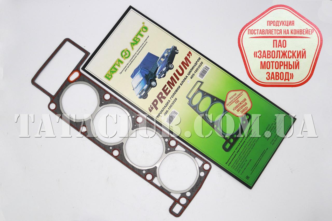 Прокладка головки блока ГАЗ-3302, УАЗ-3151