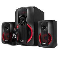 Акустическая система SVEN MS-304 Bluetooth (40W, FM/SD/MMC/USB) + пульт ДУ