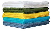 Полотенце махровое 40х70 большой выбор цветов
