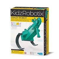 Набір для творчості 4M Шалений робот (00-03393)