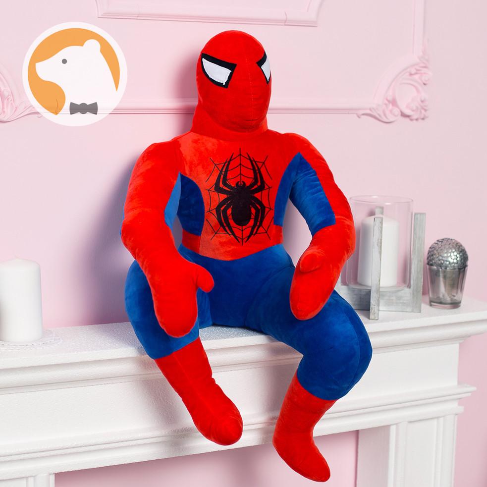 Человек-паук мягкая игрушка
