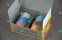 Мел портновский для разметки 35 шт. в упаковке (6 цветов) Турция, фото 1