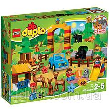 Конструктор LEGO Duplo 10584 Лісовий заповідник