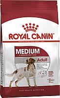 Royal Canin MEDIUM ADULT-СУХОЙ КОРМ ДЛЯ ВЗРОСЛЫХ СОБАК СРЕДНИХ РАЗМЕРОВ. Вес 1 кг
