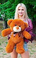 Плюшевый Мишка 80см. Все Цвета Плюшевый медведь Мишка игрушка (Коричневый)