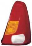 Фонарь задний правый (жёлтый поворот) Logan Ф1 Grog