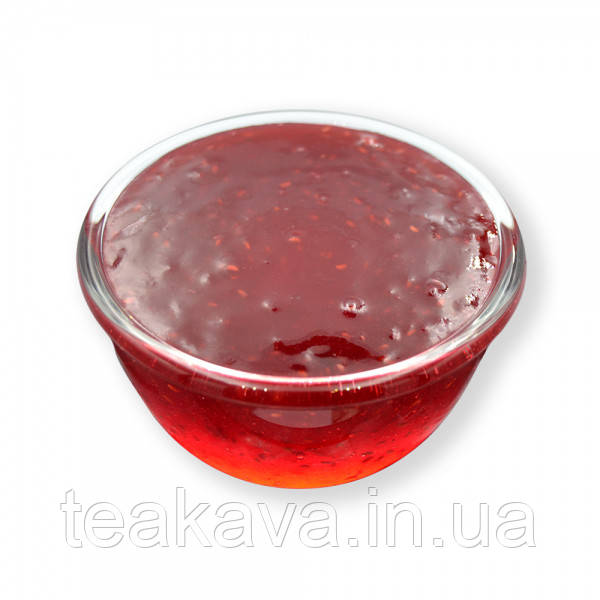 """Ягідне Пюре для чаю, коктейлів """"Брусниця"""" LEMO, 1 кг (премікс, основа)"""
