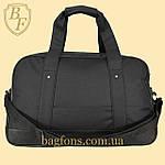 Спортивная дорожная сумка Nike мужская, женская 30л (SN025) черный, фото 3