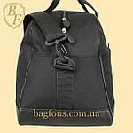 Спортивная дорожная сумка Nike мужская, женская 30л (SN025) черный, фото 4
