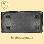 Спортивная дорожная сумка Nike мужская, женская 30л (SN025) черный, фото 5