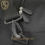 Спортивная дорожная сумка Nike мужская, женская 30л (SN025) черный, фото 7
