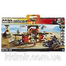 Конструктор KRE-O Битва Joe Arashikage Dojo Hasbro A4478
