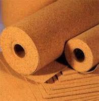 Корковая подкладка 10м*1м*2мм  - 10,00 м2