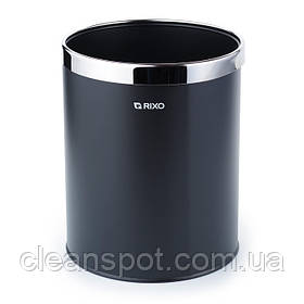 Корзина для мусора 11л Rixo Solido WB102B