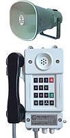 Взрывозащищенный телефонный аппарат с громкоговорящей связью и световой индикацией вызова ТАШ-21ЕхВ-С