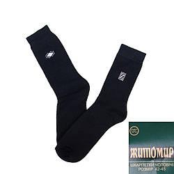 Теплые носки мужские махровые Житомир Украина TLK-029 | 12 шт.