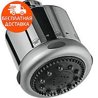 Верхний душ круглый 100 мм Jaquar  OHS-CHR-1787 хром, фото 1