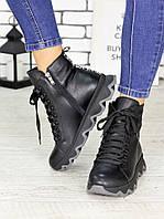 Ботинки кожаные Зефир 7200-28, фото 1