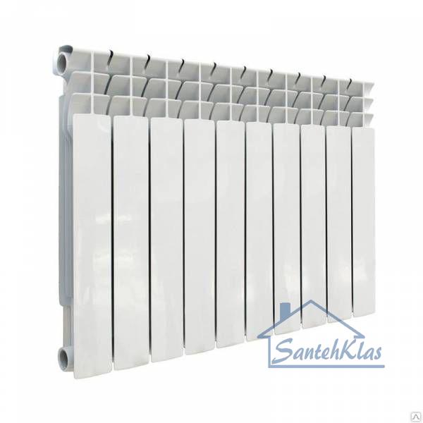 Радиатор биметаллический секционный SAS (ЧЕХИЯ) 500/80