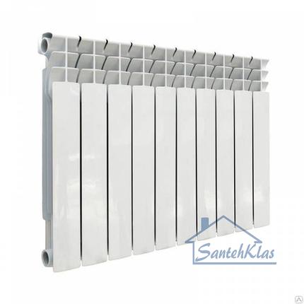 Радиатор биметаллический секционный SAS (ЧЕХИЯ) 500/80, фото 2