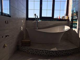 Ванна мраморная Marmorin Alice ІІ, фото 2
