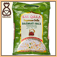 Рис Басмати мешок 5 кг пропаренный, Lal Qilla