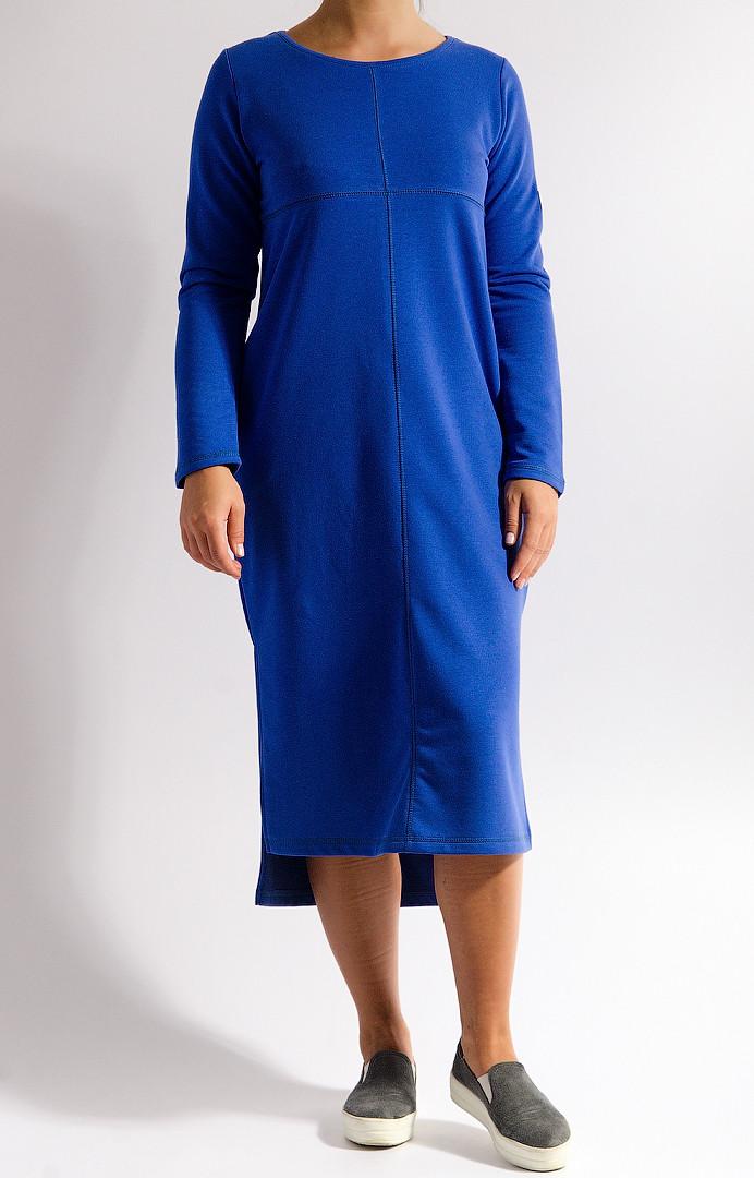 Платье однотонное оптом