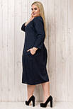Платье свободного кроя, фото 2