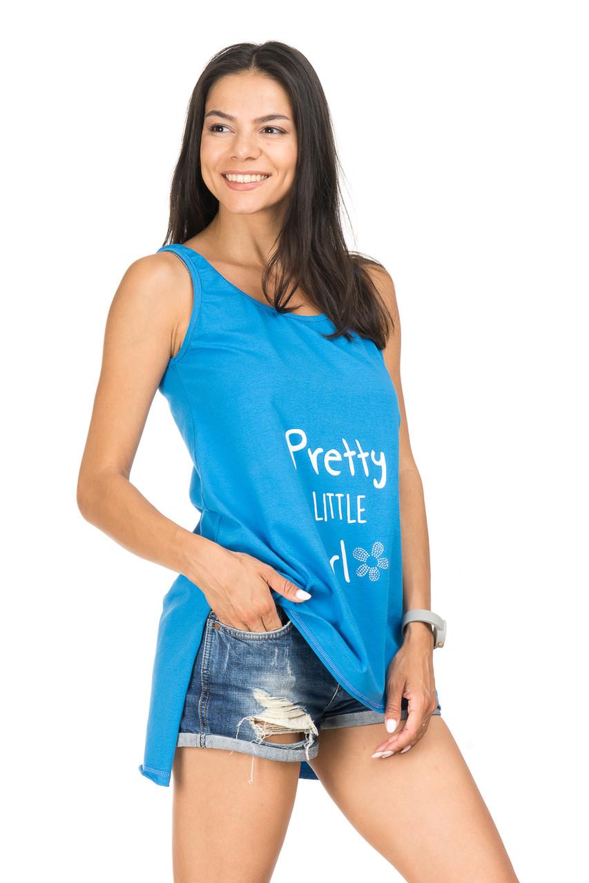 Майка щабель PRETTY LITTLE GIRL