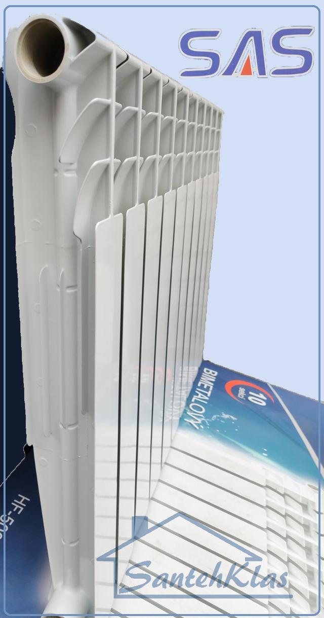 Радиатор отопления SAS
